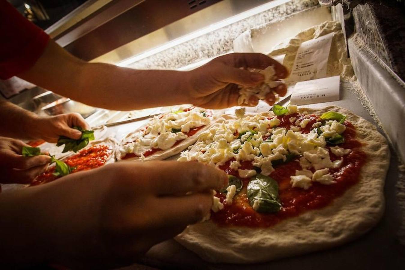 La pizza y otras deliciosas comidas Patrimonio de la Humanidad