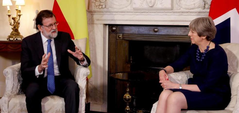 Rajoy ve una buena noticia el acuerdo sobre el Brexit: «Evita el riesgo de una ruptura traumática»