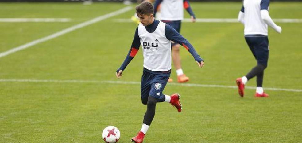 Ferran Torres entra en la lista contra el Celta