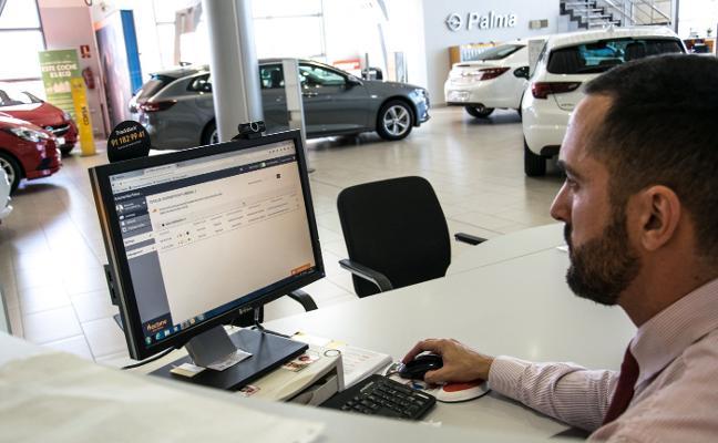 TECNOLOGÍAAutomóviles Palma mejora su web