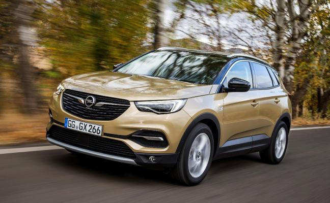NOVEDADMás motores para el Opel Grandland