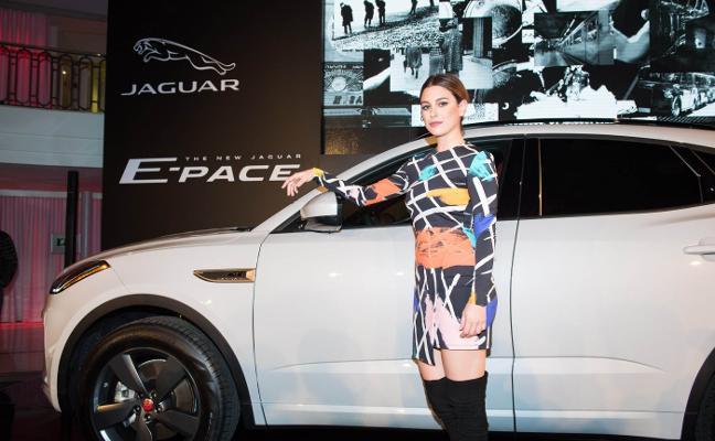 PATROCINIOBlanca Suárez presentó el E-Pace