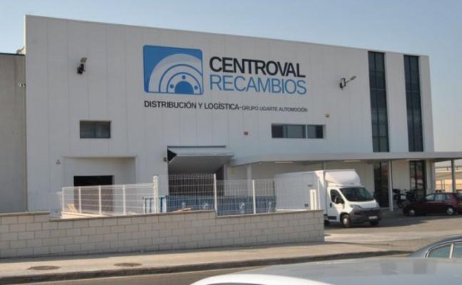 Centroval renueva su plataforma de recambios