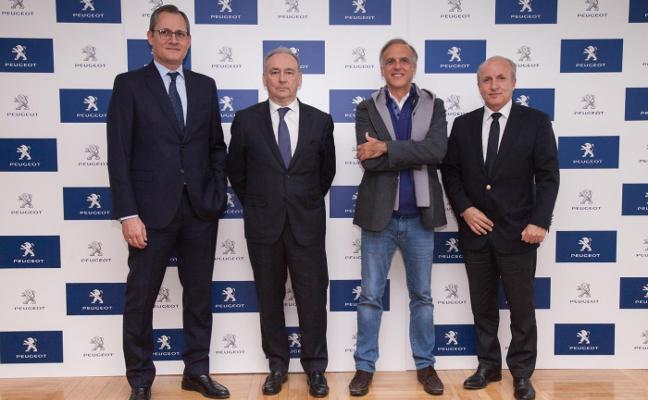 COLABORACIÓNRevisiones solidarias con Peugeot