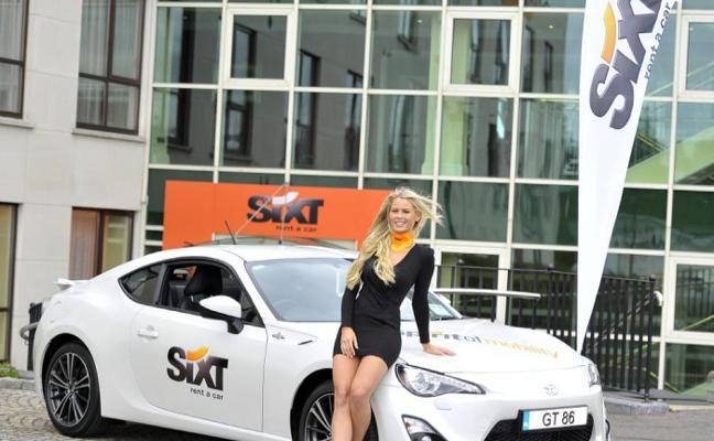 Sixt sorprenderá  con el coche elegido