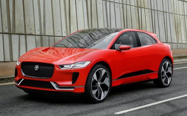 El Jaguar i-Pace, listo para marzo de 2018