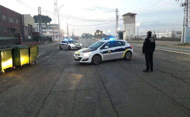 Los robos caen en Fuente del Jarro en siete años con menos de cinco casos de media