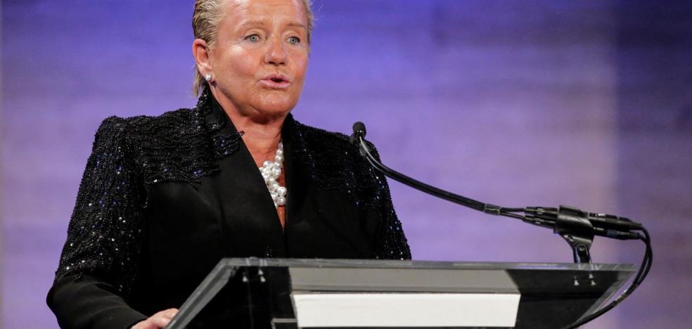 La presidenta de Eulen, empresaria del año en EE UU