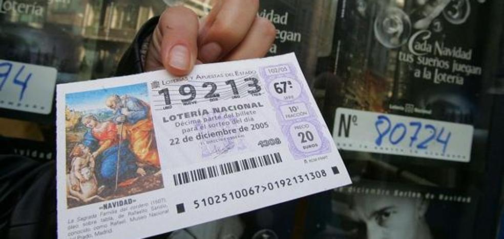 Recargos que Hacienda aplica a los premios de la Lotería de Navidad