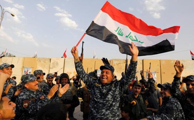 Irak anuncia el fin de la guerra contra el Dáesh en su territorio