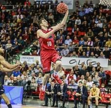 El Valencia Basket hace oficial el fichaje de Sergi García