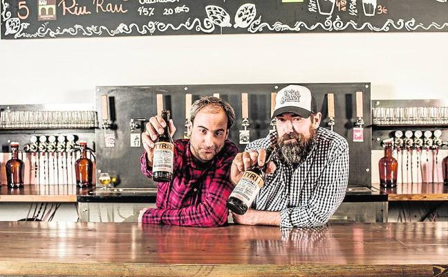 El viaje a Alemania que terminó en el negocio de la cerveza Tyris