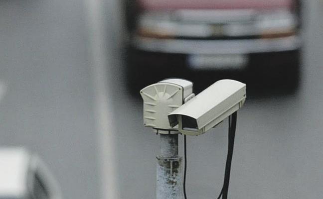 Un tercio de las cámaras de Tráfico no han funcionado durante el puente