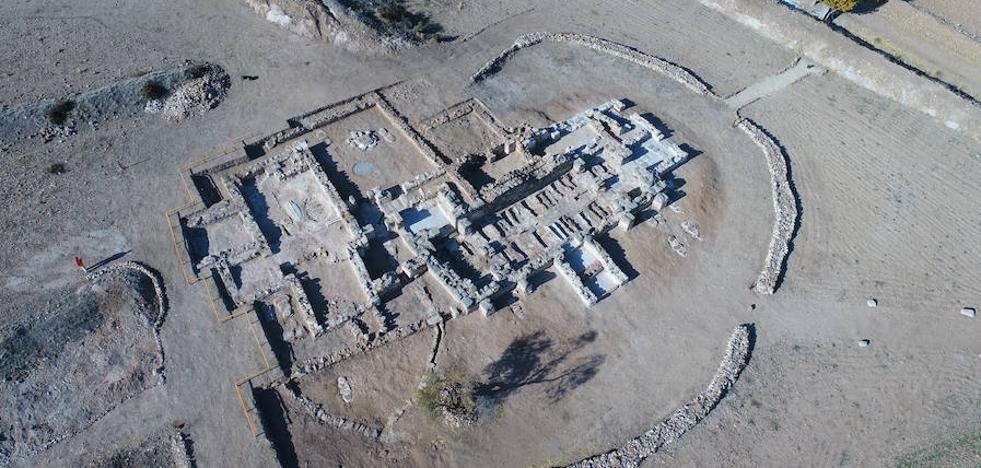 Descubren una iglesia visigoda del siglo VII en Toledo