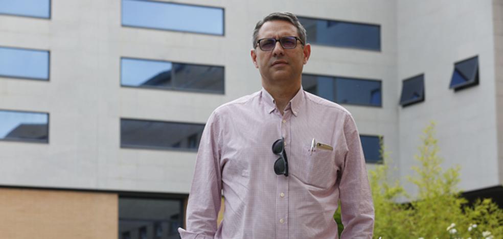 José Manuel Fuertes, presidente de honor de la Fundación del Levante