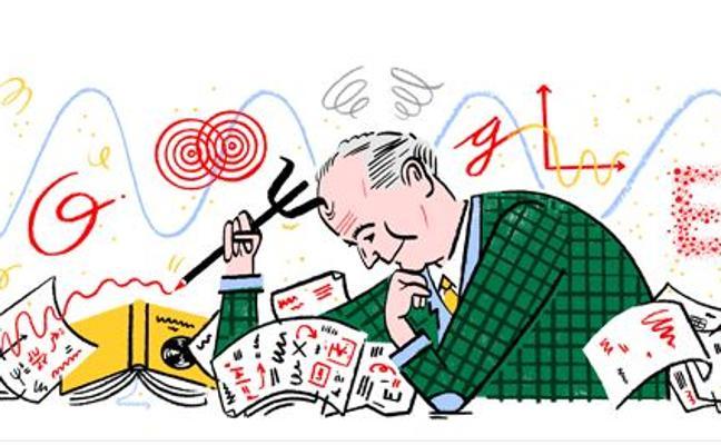 ¿Quién es Max Born, protagonista del doodle de Google?