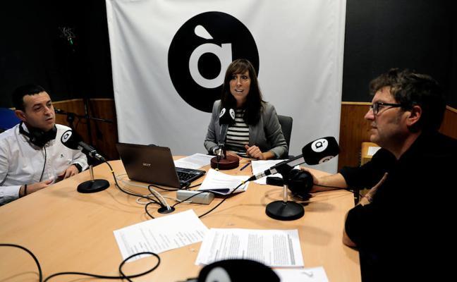 À Punt radio ya emite en toda la Comunitat