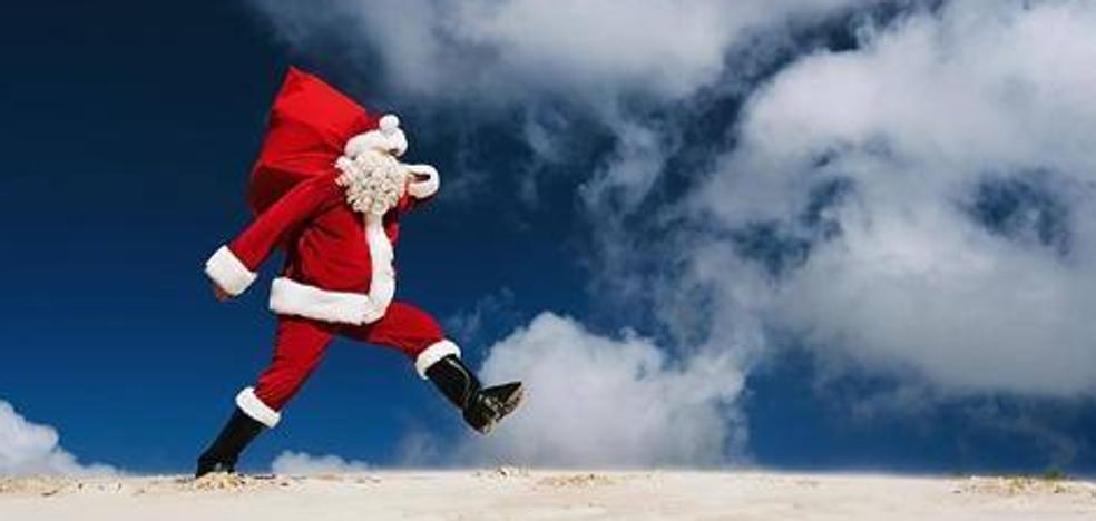 'Santa Tracker': sigue el recorrido de Papá Noel por todo el mundo