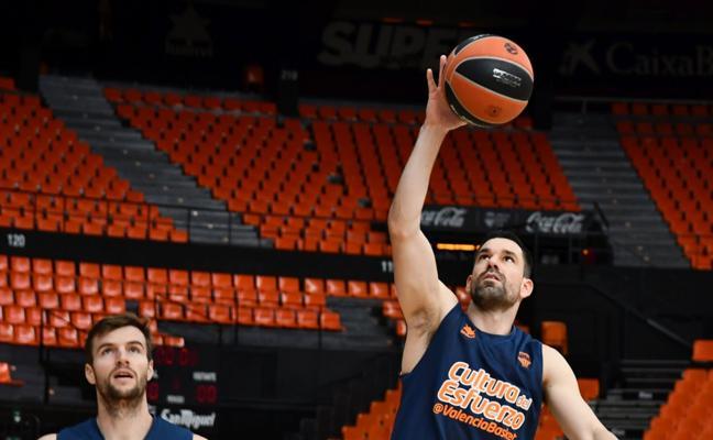 El Valencia Basket paga su falta de acierto en los tiros de dos puntos