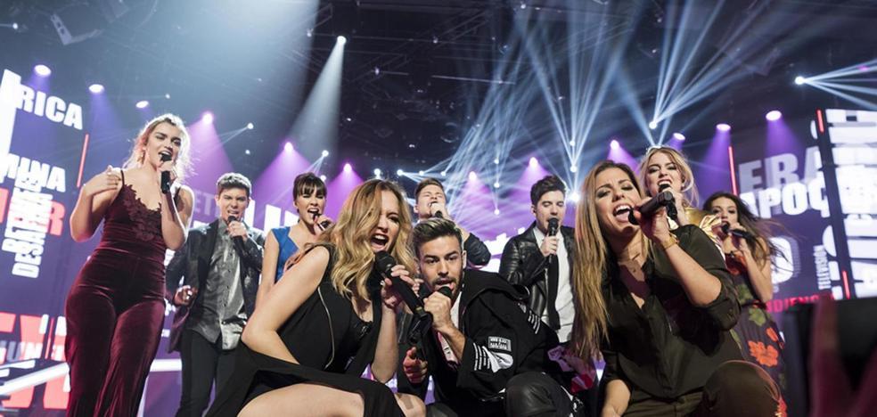 ¿Habrá concierto de OT en Valencia?