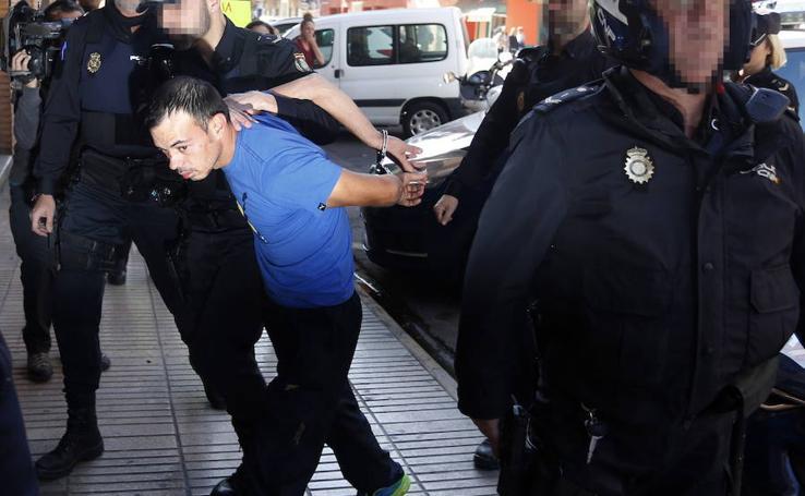 Fotos de crímenes machistas en la Comunitat Valenciana