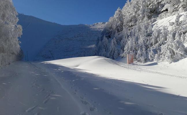 A la espera de nieve en el Sistema Central