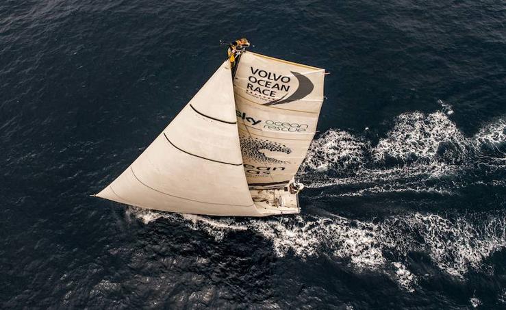 Fotos de la Volvo Ocean Race 2017-2018