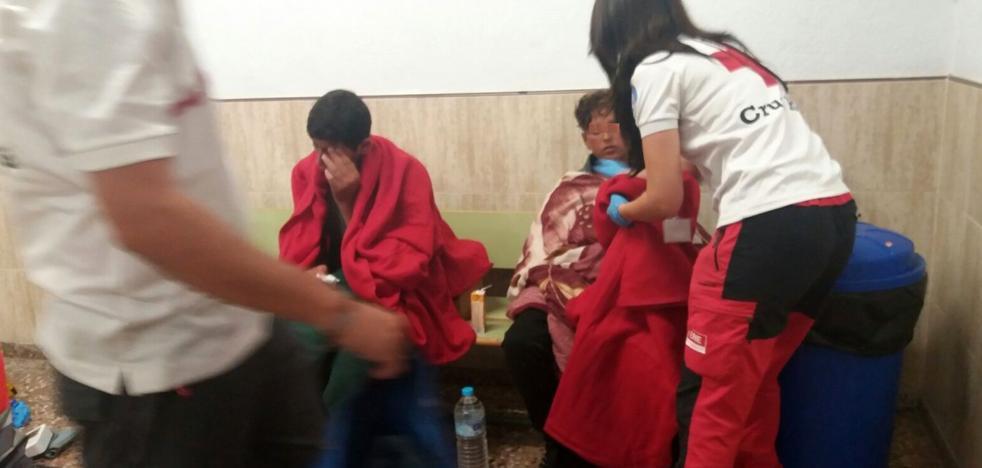Los centros de acogida, en jaque por la avalancha de menores extranjeros