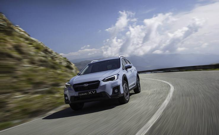 El nuevo Subaru XV, en fotos