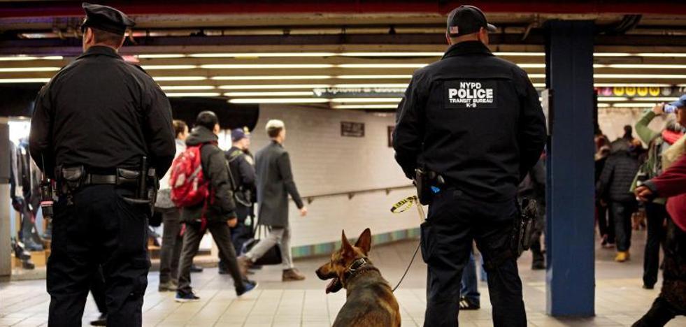 La Policía descarta vínculos del atacante de Nueva York con radicales de Bangladesh