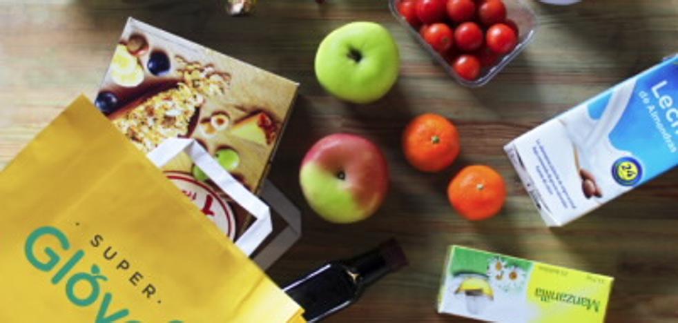 Glovo lanza su propio supermercado online