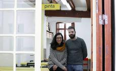 En familia con Ismael Teira e Iris Bonora