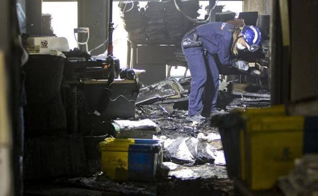 Justicia prevé reabrir los juzgados afectados por el incendio entre febrero y abril