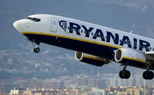 Convocada una huelga del personal de tierra de Ryanair para el próximo 30 de diciembre