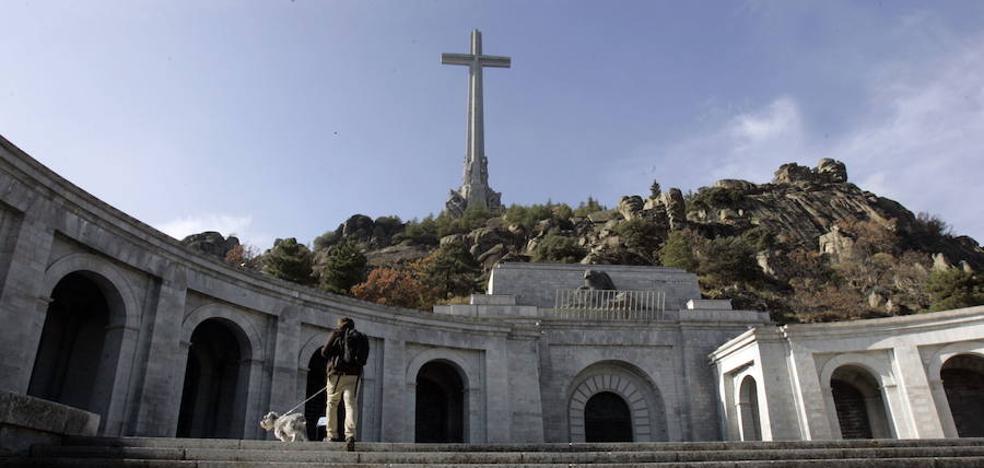 Compromís pide demoler el Valle de los Caídos y sacar a Franco de allí