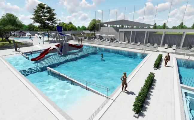 Paterna reabrirá la piscina municipal en verano de 2018 tras dos años cerrada