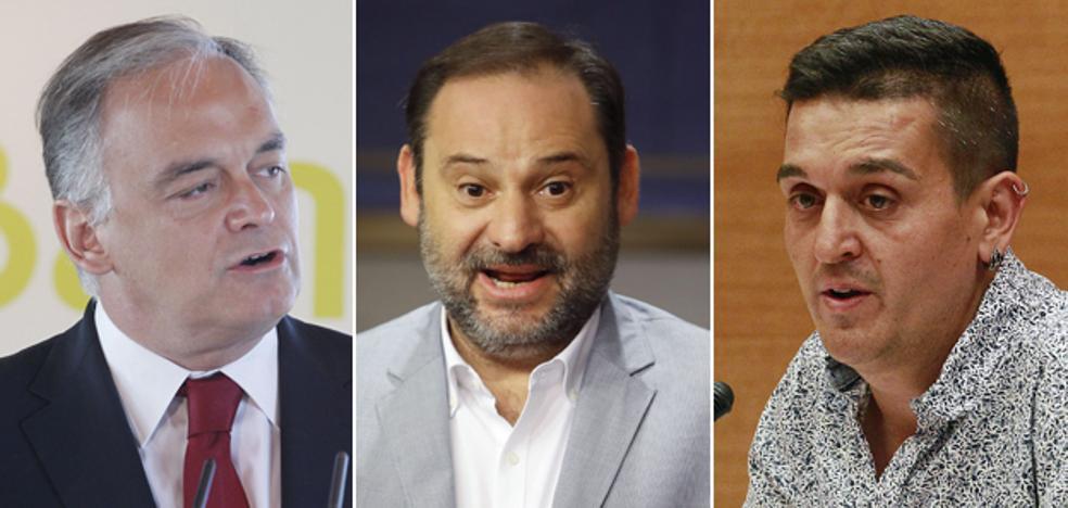 Tres políticos valencianos ganan los premios otorgados por los periodistas parlamentarios