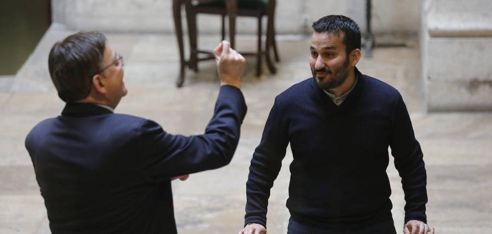 Ximo Puig: «No hay abandono ni pérdida de calidad en el Palau de Les Arts»