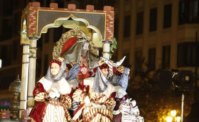 ¿Quiénes serán los Reyes Magos en Valencia?