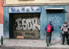 Prisión provisional para el detenido por la muerte del simpatizante de Falange en Zaragoza