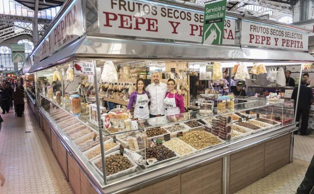 Frutos Secos Selectos Pepe y Pepita
