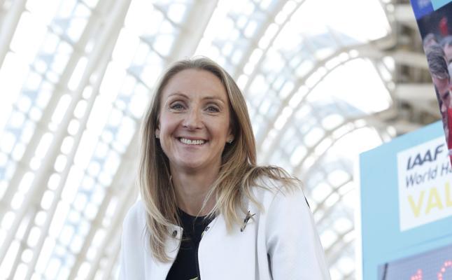 Paula Radcliffe: «Valencia tiene cultura de la carrera a pie y su maratón llegará a la élite»