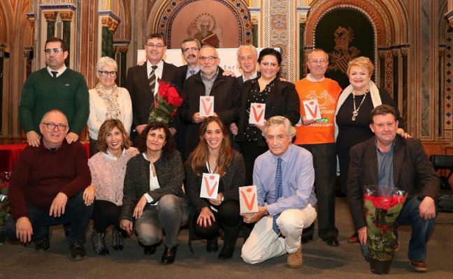 Premios de la Plataforma del Voluntariado