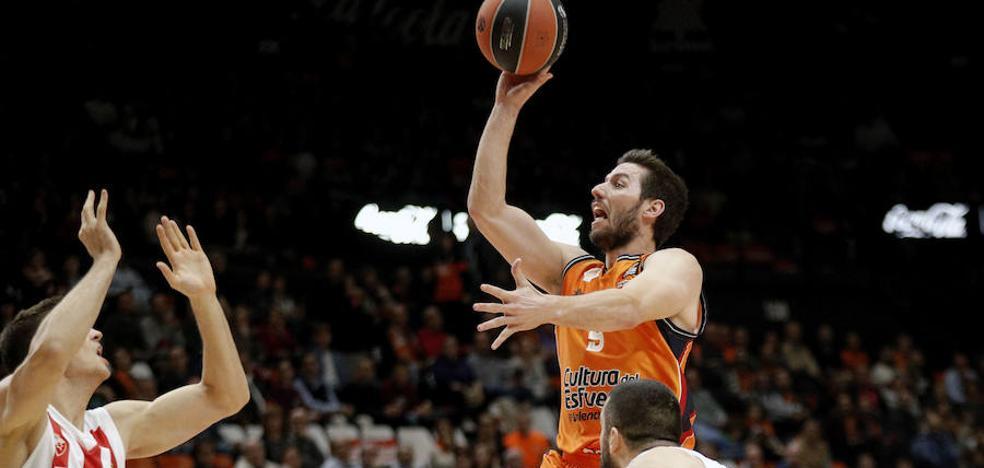 Valencia Basket   Ocho puñales a la Euroliga (82-86)