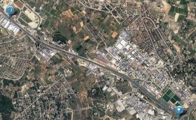 Un accidente provoca retenciones de hasta 6 kilómetros en San Antonio de Benagéber