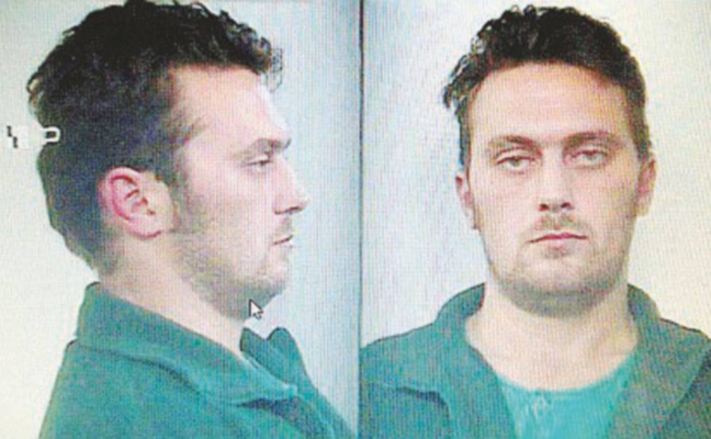 Igor 'El Ruso' iba armado con tres pistolas cuando fue cazado por la Guardia Civil