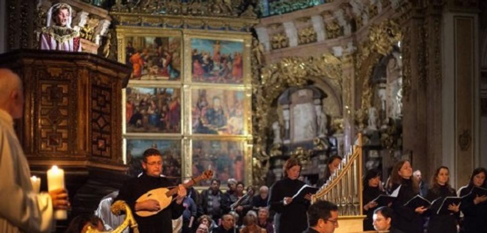 Sigue en directo el Cant de la Sibil·la desde la Catedral de Valencia