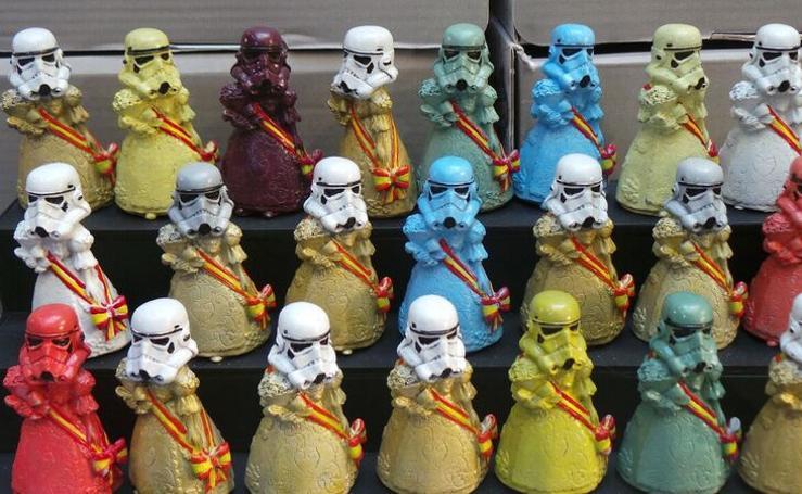 La fuerza de 'Star Wars' invade Valencia