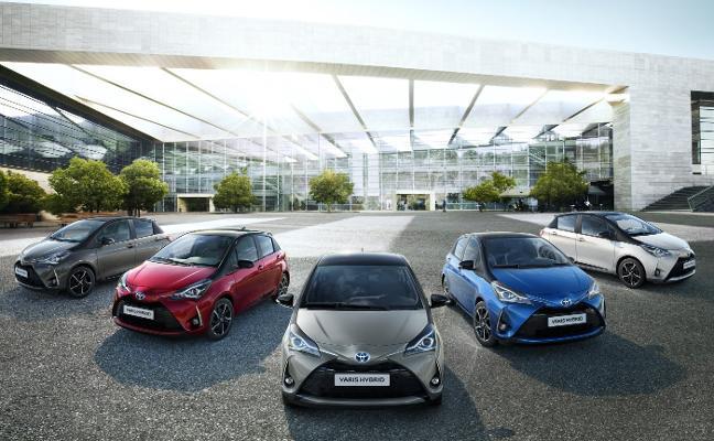 Toyota actualiza la gama Yaris para la nueva temporada