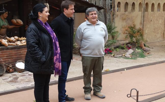 El Belén monumental de Xàtiva ya puede visitarse